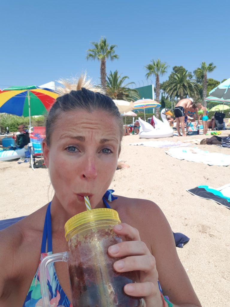 excuses gezonde vakantie