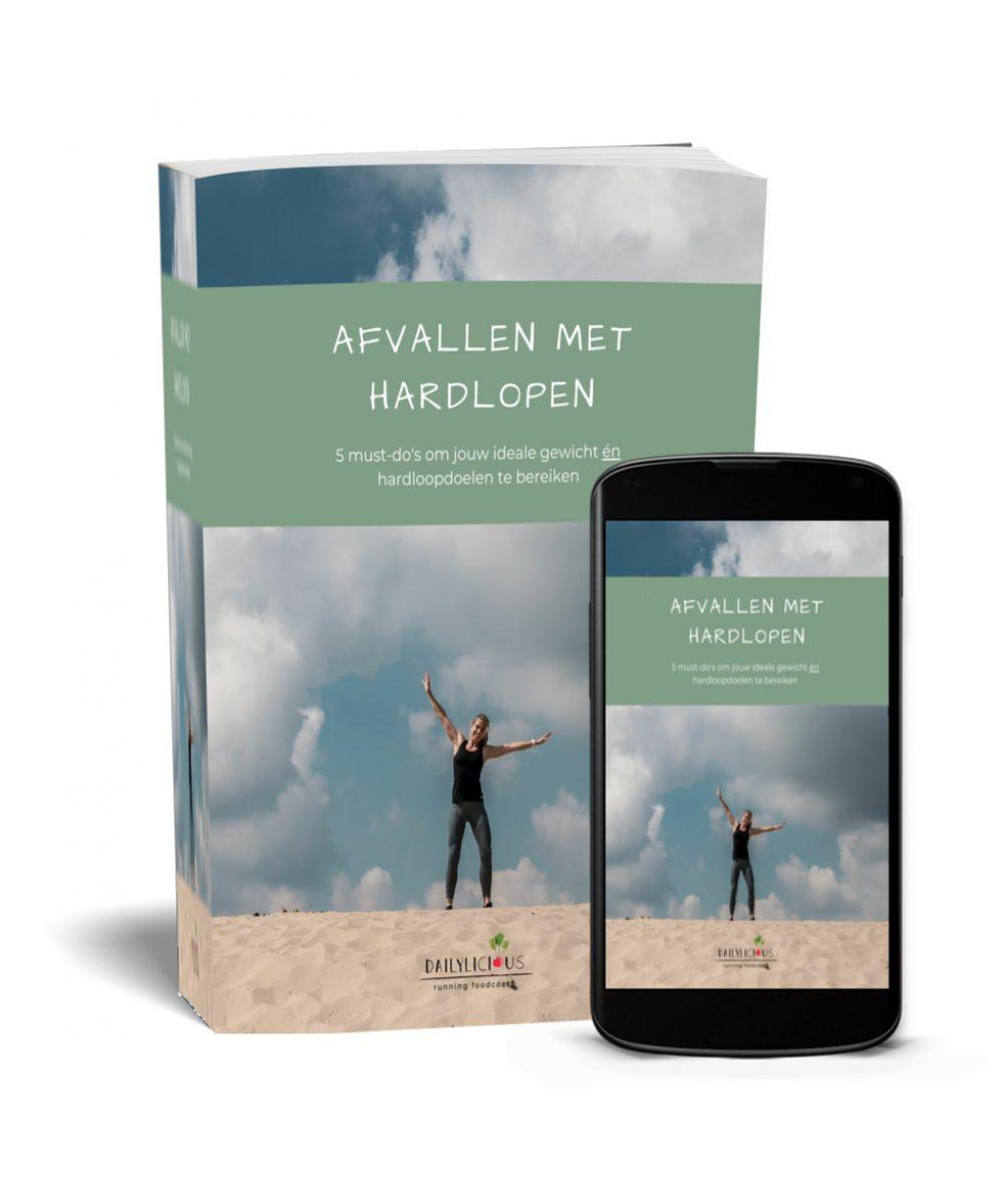 gratis e-book afvallen en hardlopen